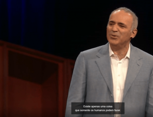 TED Talks – Sobre inteligência